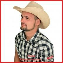 Ковбойская мужская шляпа Техас