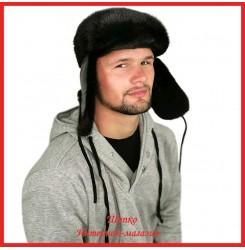 Меховая кепка Вадсон из русской норки