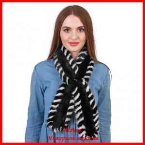 шарфы из норки