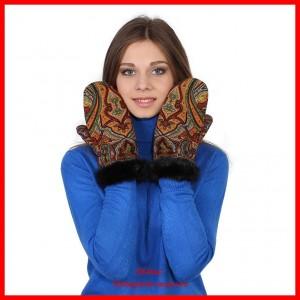 варежки и рукавицы