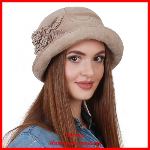 Женская шляпка Аленка