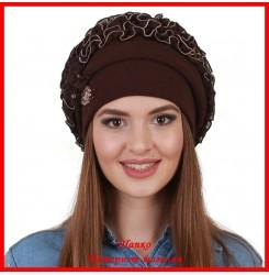 Трикотажная шапка Комфорт 1