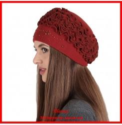 Демисезонная шапка Бонитта