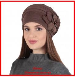 Демисезонная шапка Валенсия
