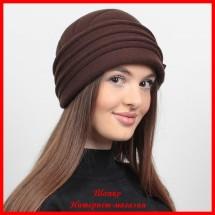 Трикотажная шляпка Лоранс 1