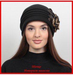 Трикотажная шляпка Лоранс 3
