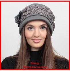 Женская шляпка Анна 1