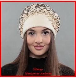 Демисезонная шапка Бонитта 1