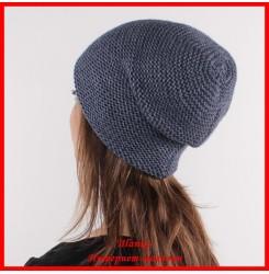 Трикотажная шапка Кристина 11