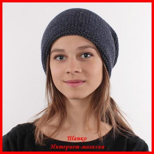 Трикотажная шапка Кристина 15