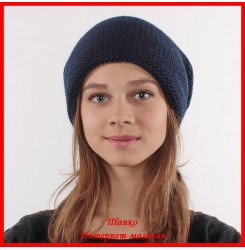 Трикотажная шапка Кристина 3