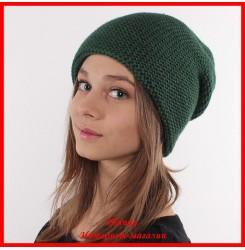 Трикотажная шапка Кристина 6