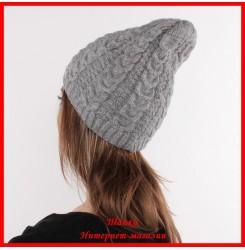 Трикотажная шапка Вероника 4