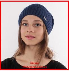 Трикотажная шапка Аленка 1
