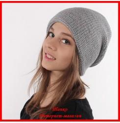 Трикотажная шапка Кристина 17