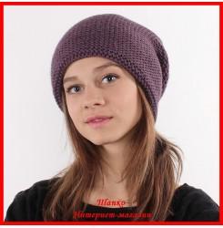 Трикотажная шапка Кристина 2