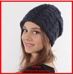 Трикотажная шапка Елена 4