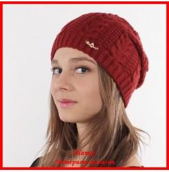 Трикотажная шапка Варенька