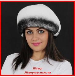 Женская шапка Боярка