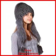 Меховая шапка Дарина