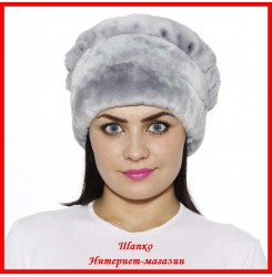 Мутоновая шапка Мила