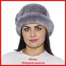 Меховая шляпка Шарм