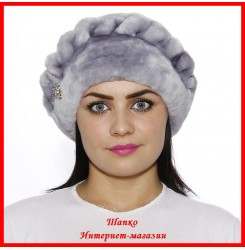 Мутоновая шапка Дарья 1