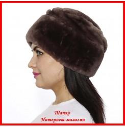 Мутоновая шапка Анна 2