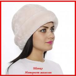 Меховая шляпка Шарм 2