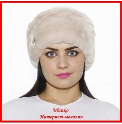 Мутоновая шапка Анна 3