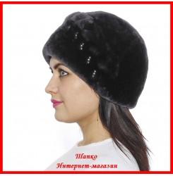 Мутоновая шапка Дарья 2