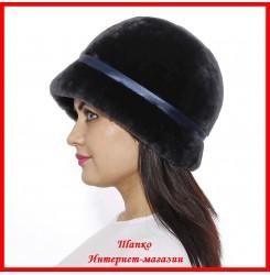 Меховая шляпка Маргарита 2