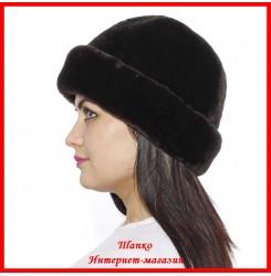 Меховая шляпка Шарм 3