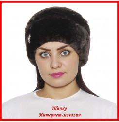 Мутоновая шапка Анна 4