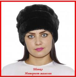Мутоновая шапка Мила 2