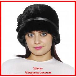 Меховая шляпка Маргарита 4