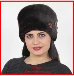 Меховая шапка Арина
