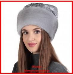 Норковая шапка Божале 3
