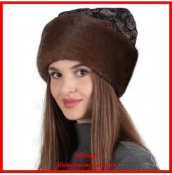 Норковая шапка Божале 4
