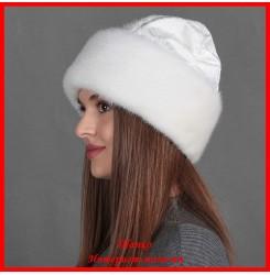 Норковая шапка Божале 8