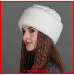 Норковая шапка Божале 9