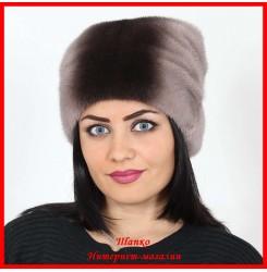 Норковая шапка Марго
