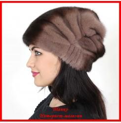 Норковая шапка Эстер
