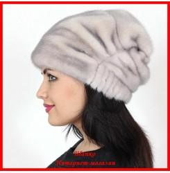 Норковая шапка Эвелина