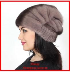 Норковая шапка Эстер 1