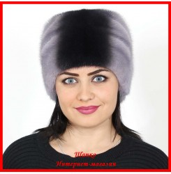 Норковая шапка Кристина