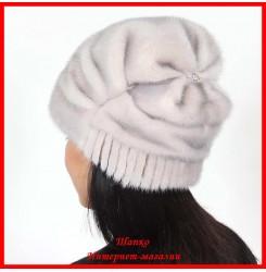 Норковая шапка Кристина 1