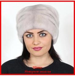 Норковая шапка Мила