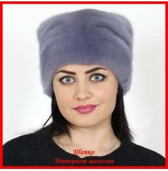 Норковая шапка Кристина 2