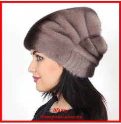 Норковая шапка Кристина 3